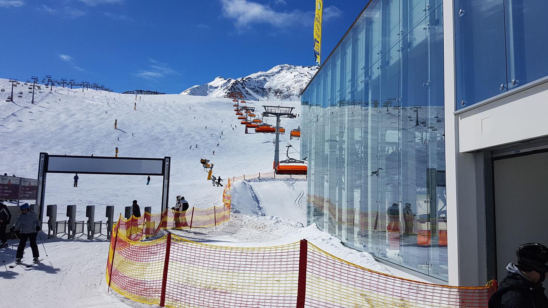 Giggijochbahn - Stoeltjeslift
