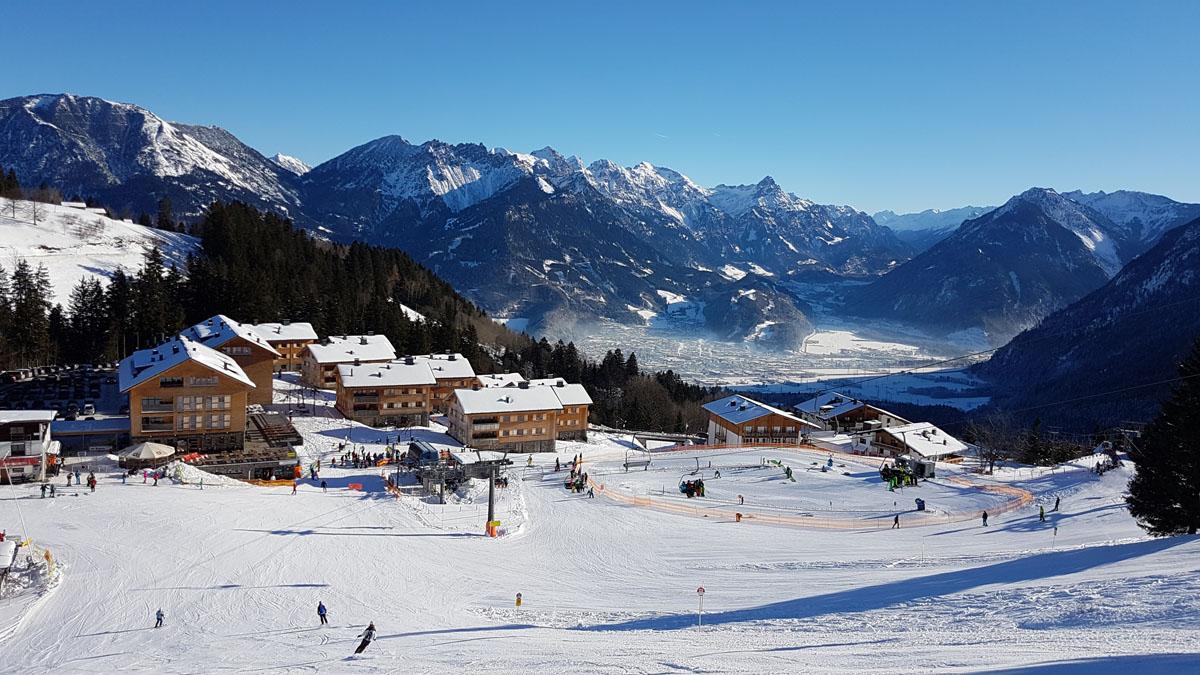 Landal Brandnertal - Skigebied