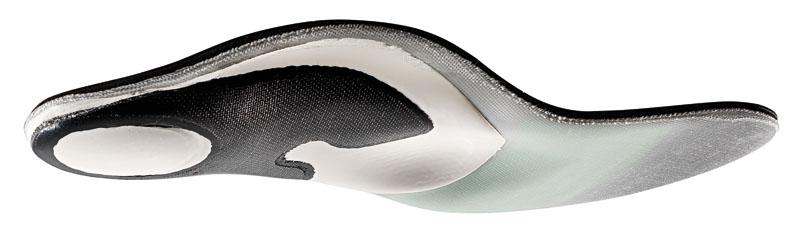 Sidas Custom Comfort 3D-Dessous