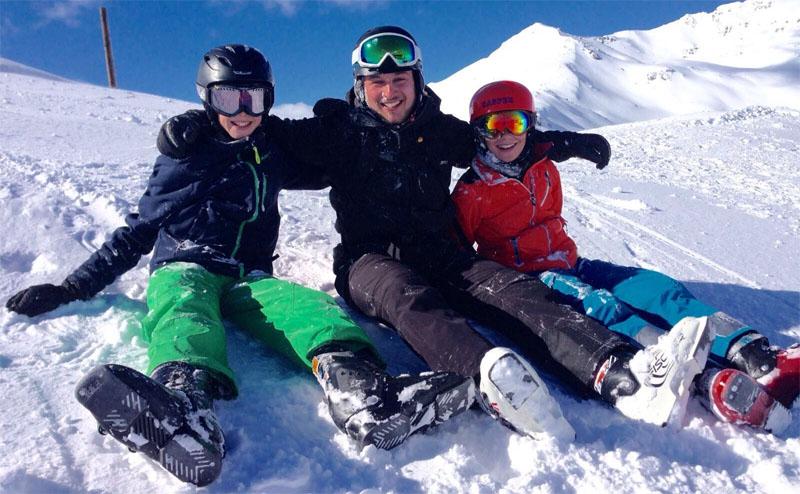 Ski Like a Pro heeft plezier hoog in het vaandel staan
