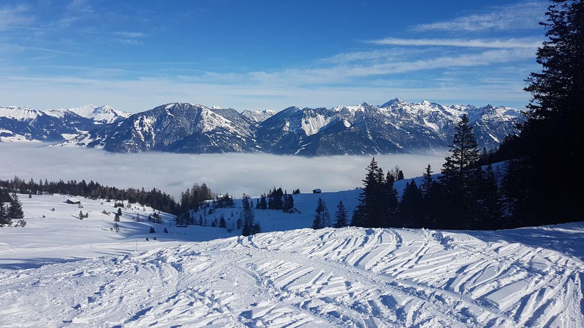 Skigebied Bürserberg