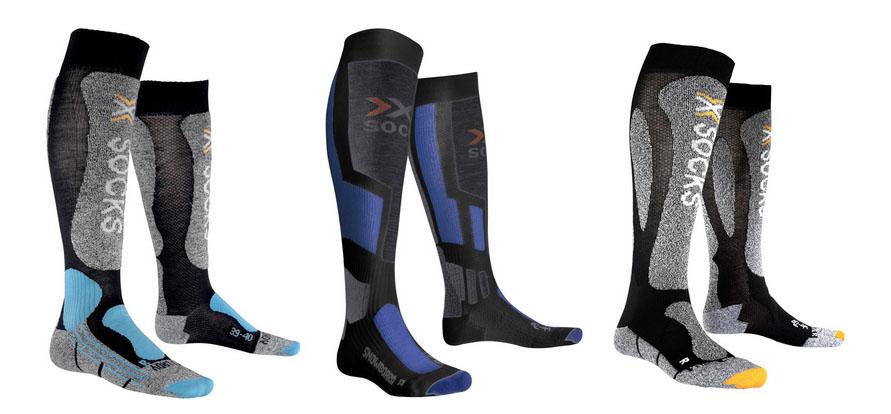 X-socks heren modellen