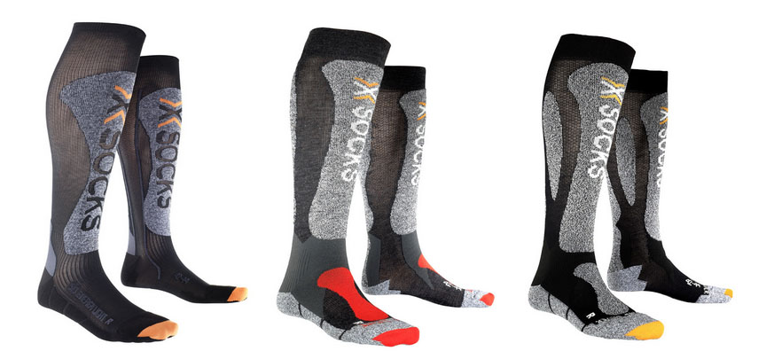 X-Socks modellen